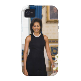 Michelle Obama iPhone 4 Hard Case iPhone 4/4S Covers