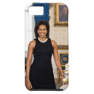 Michelle Obama iPhone 5 Hard Case Tough iPhone 5 Case