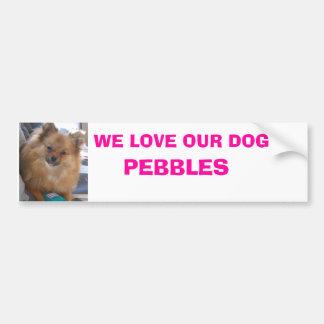 Michelle's Dog Bumper Sticker