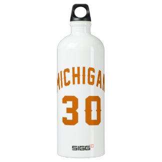 Michigan 30 Birthday Designs SIGG Traveller 1.0L Water Bottle