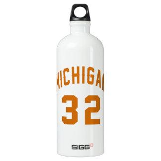 Michigan 32 Birthday Designs SIGG Traveller 1.0L Water Bottle
