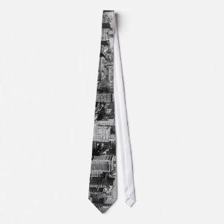 Michigan Avenue in Chicago (1911) Tie