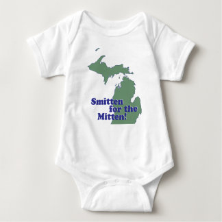 Michigan Baby Baby Bodysuit