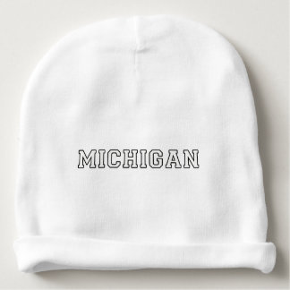 Michigan Baby Beanie
