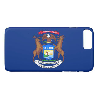 Michigan iPhone 8 Plus/7 Plus Case