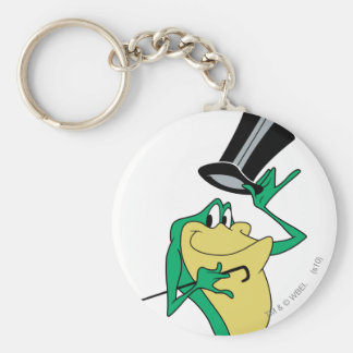 Michigan J. Frog in Color Key Ring