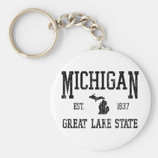 Michigan Keychains