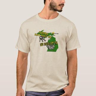 Michigan Locks T-Shirt