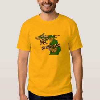 Michigan Locks T Shirt