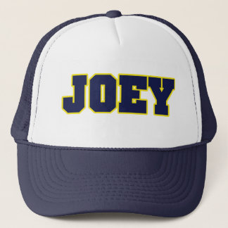 michigan logo style,esp for Joey Trucker Hat