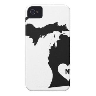 Michigan Love iPhone 4 Case-Mate Case