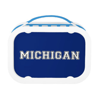 Michigan Lunch Box