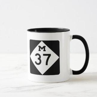 Michigan M-37 Mug