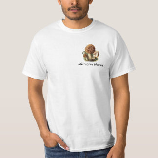 Michigan Morels T-Shirt