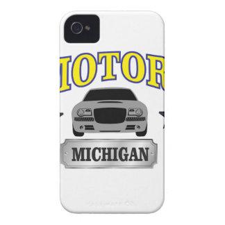 Michigan motors iPhone 4 Case-Mate cases