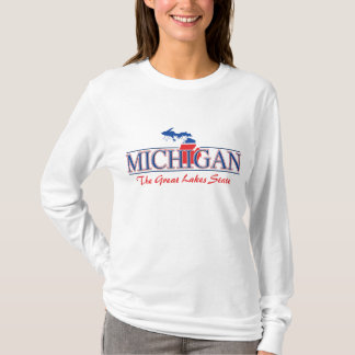 Michigan Patriotic T-Shirt
