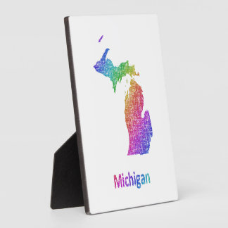 Michigan Plaque