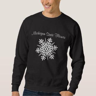 Michigan State Flower Sweatshirt