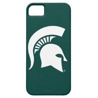 Michigan State University Spartan Helmet Logo iPhone 5 Case