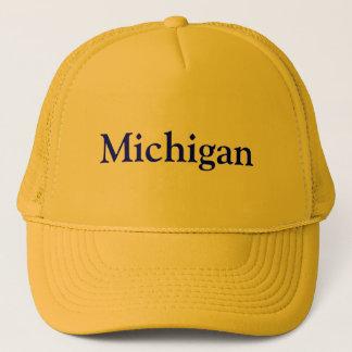 Michigan Trucker Hat