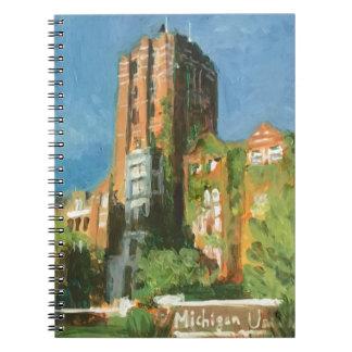 michigan union notebook