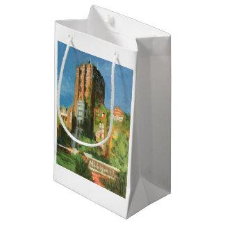 michigan union small gift bag