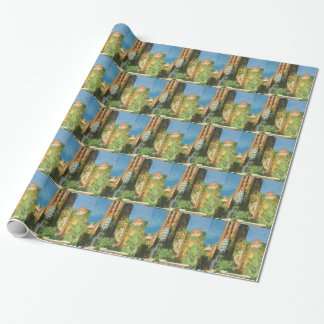 michigan union wrapping paper