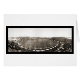 Michigan vs University of Pennsylvania Photo 1907 Card