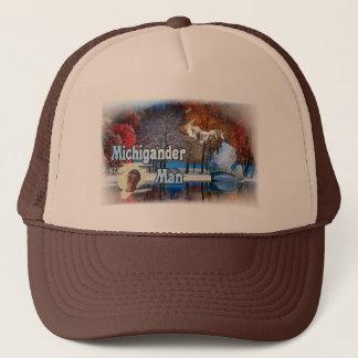 Michigander Trucker! Trucker Hat