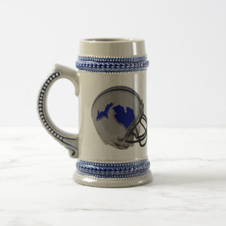 Michigandered Beer Stein