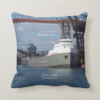 Michipicoten Essar square pillow