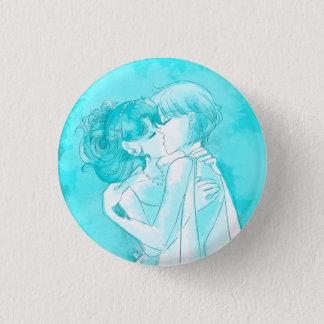 Michiru & Haruka - Wedding Button