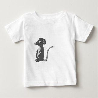"""""""Mick"""" the mouse (black and white) Tshirt"""