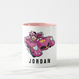 Mickey and the Roadster Racers   Minnie Mug