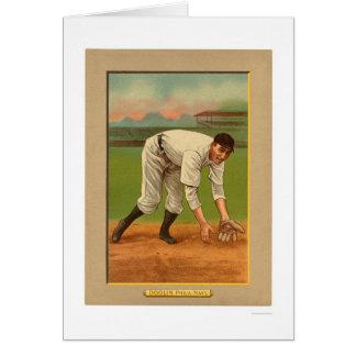 Mickey Doolan Phillies Baseball 1911 Card