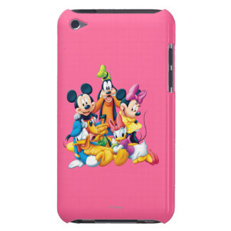 Mickey & Friends | Fab Five Barely There iPod Covers