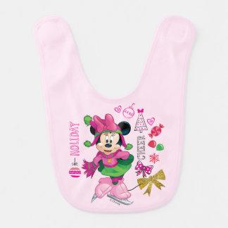 Mickey & Friends | Minnie Holiday Cheer Bib