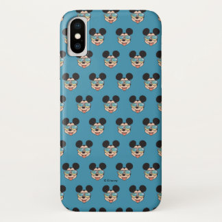 Mickey | Mickey Tropical Sunglasses iPhone X Case