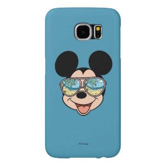 Mickey   Mickey Tropical Sunglasses Samsung Galaxy S6 Cases