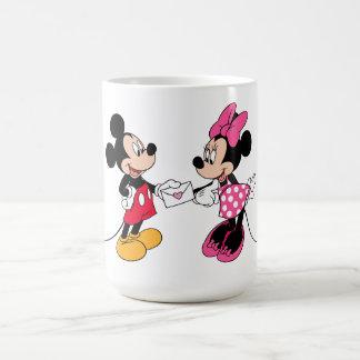 Mickey & Minnie | Be Mine Coffee Mug