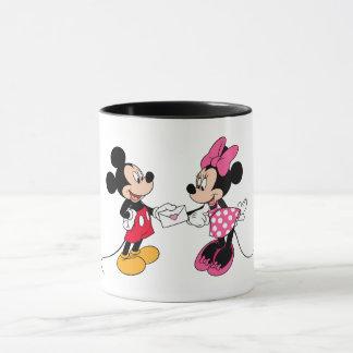 Mickey & Minnie | Be Mine Mug