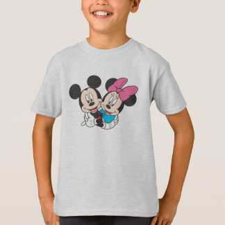 Mickey & Minnie | Hugging T-Shirt