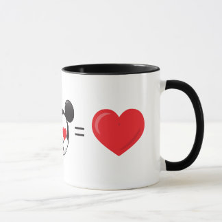 Mickey & Minnie | In Love Mug