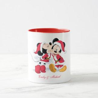 Mickey & Minnie | Jingle Bell Fun Mug