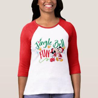 Mickey & Minnie | Jingle Bell Fun T-Shirt