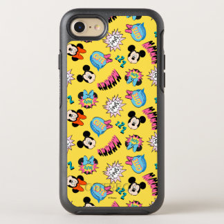 Mickey & Minnie | Super Hero Pop Pattern OtterBox Symmetry iPhone 8/7 Case