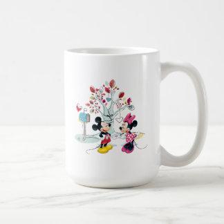 Mickey & Minnie | Valentine's Day Coffee Mug