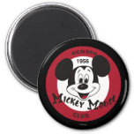 Mickey Mouse Club Fridge Magnets
