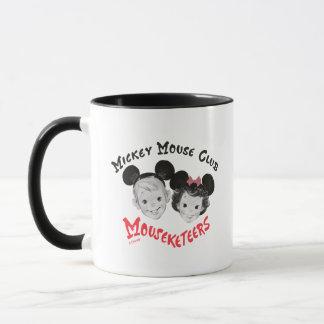 Mickey Mouse Club Mouseketeers Mug