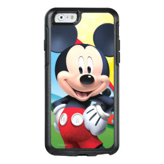 Mickey Mouse Clubhouse | Playhouse OtterBox iPhone 6/6s Case